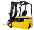 Daewoo Electric Counter Balance Forklift Truck
