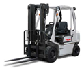 TCM Counterbalance Forklift